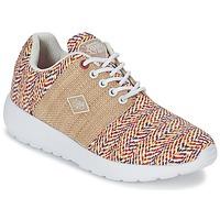 Schoenen Dames Lage sneakers Le Temps des Cerises FLY Veelkleurig