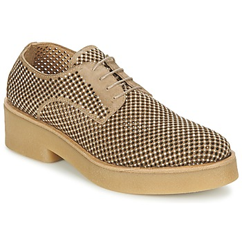 Schoenen Dames Derby Now TORAL Brown