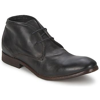 Schoenen Heren Laarzen Hudson CRUISE Zwart