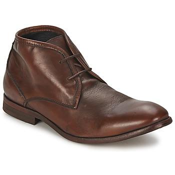 Schoenen Heren Laarzen Hudson CRUISE Brown