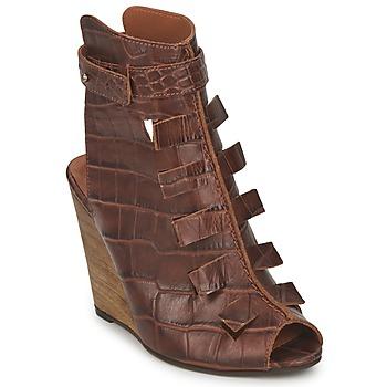 Schoenen Dames Sandalen / Open schoenen Dkode THYONE Cognac