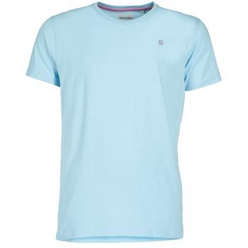 Textiel Heren T-shirts korte mouwen Serge Blanco 3 POLOS DOS Blauw / CIEL