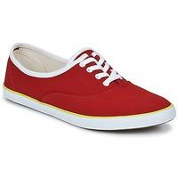Schoenen Dames Lage sneakers Veja DERBY Rood