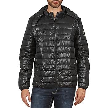 Textiel Heren Dons gevoerde jassen Redskins LOCKER Zwart