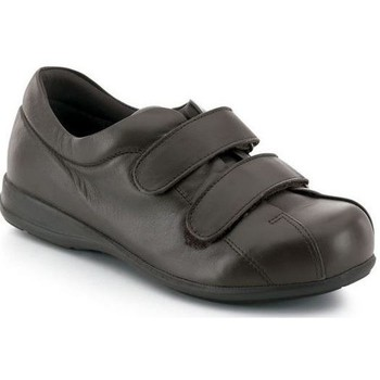 Schoenen Dames Lage sneakers Calzamedi S   PIE DIABETICO MARRON