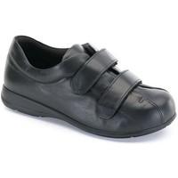 Schoenen Dames Laarzen Calzamedi S   PIE DIABETICO NEGRO