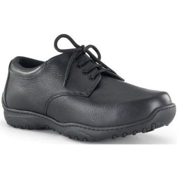Schoenen Heren Klassiek Calzamedi S  DIABETICO M NEGRO