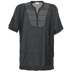 Textiel Dames Tops / Blousjes Oxbow CRISENA Zwart