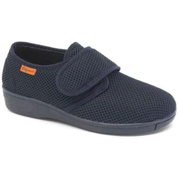 Schoenen Dames Lage sneakers Calzamedi POSTOPERATORIO DOMESTICO AZUL