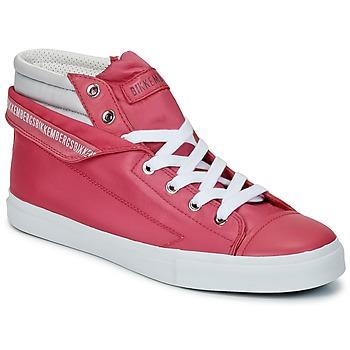 Schoenen Dames Hoge sneakers Bikkembergs PLUS 647 Roze / Grey