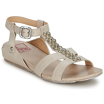 Schoenen Dames Sandalen / Open schoenen Un Matin d'Ete BOSQUET Naturel