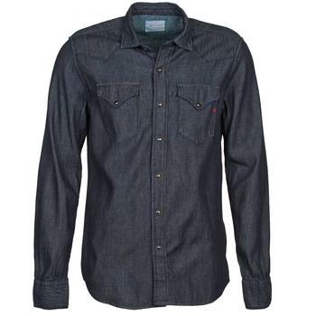Textiel Heren Overhemden lange mouwen Replay M4860N Grijs