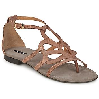 Schoenen Dames Sandalen / Open schoenen Belmondo BETSABEA  cuivré
