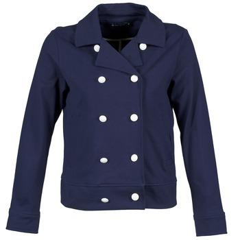 Textiel Dames Jasjes / Blazers Petit Bateau FLORINE Marine