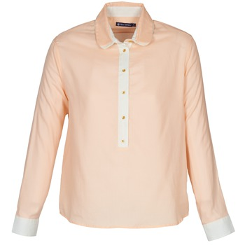 Textiel Dames Overhemden Petit Bateau FILAO Roze