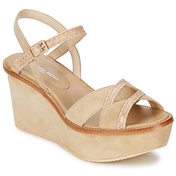 Schoenen Dames Sandalen / Open schoenen Stéphane Kelian BICHE 1 Beige