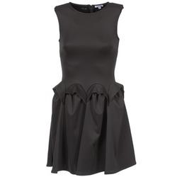 Textiel Dames Korte jurken Brigitte Bardot BB44204 Zwart