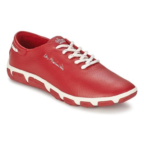 Schoenen Dames Lage sneakers TBS JAZARU Rood