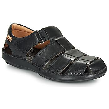 Schoenen Heren Sandalen / Open schoenen Pikolinos TARIFA 06J Zwart
