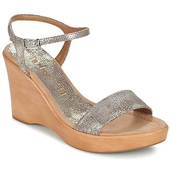 Schoenen Dames Sandalen / Open schoenen Unisa RITA Goud