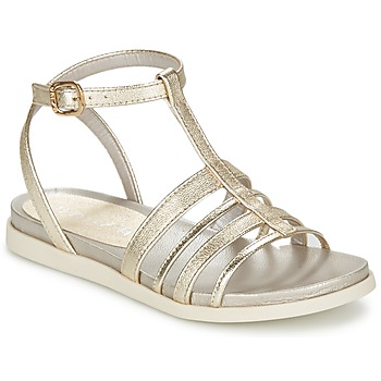 Schoenen Dames Sandalen / Open schoenen Unisa PY Zilver