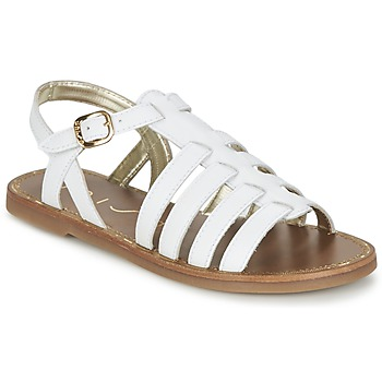 Schoenen Dames Sandalen / Open schoenen Unisa YOLETA Wit