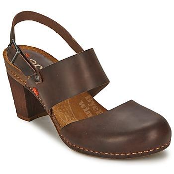 Schoenen Dames Sandalen / Open schoenen Art IMEET Brown