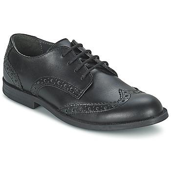 Schoenen Meisjes Derby Start Rite BURFORD Zwart