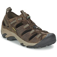 Schoenen Heren Outdoorsandalen Keen ARROYO II Brown