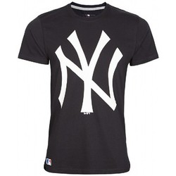 Textiel Heren T-shirts korte mouwen New Era MLB New York Yankees tee