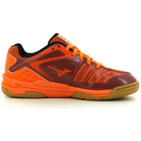 Schoenen Kinderen Indoor Mizuno Wave Stealth 3 Jr Orange