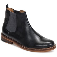 Schoenen Heren Laarzen Ben Sherman DEON CHELSEA BOOT Zwart