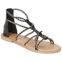 Schoenen Dames Sandalen / Open schoenen Eden MAYRA Zwart