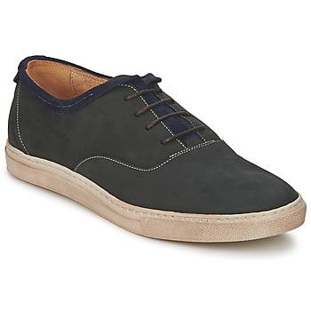 Schoenen Heren Lage sneakers Schmoove ESCAPE LOW Zwart / Marine