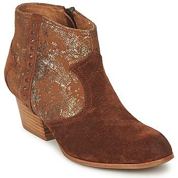 Schoenen Dames Laarzen Schmoove WHISPER VEGAS Brown / Glitter