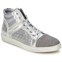 Schoenen Dames Hoge sneakers Hip 90CR Silver-croco