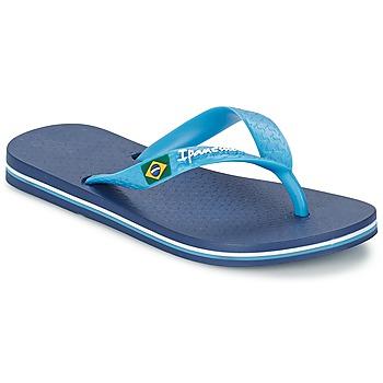 Schoenen Kinderen Slippers Ipanema CLASSICA BRASIL II Blauw