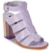 Schoenen Dames Sandalen / Open schoenen Miista ISABELLA Lavande