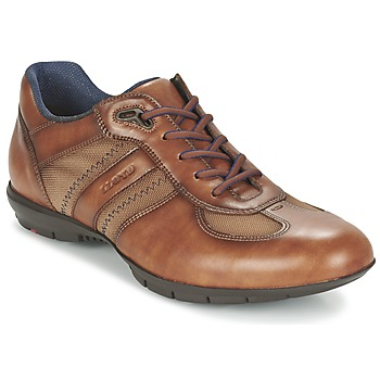 Schoenen Heren Derby Lloyd ARMAND Cognac