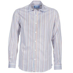 Textiel Heren Overhemden lange mouwen Serge Blanco DORILANDO Multikleuren