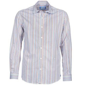 Textiel Heren Overhemden lange mouwen Serge Blanco DORILANDO Multicolour