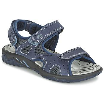 Schoenen Jongens Sandalen / Open schoenen Primigi MOSS Blauw