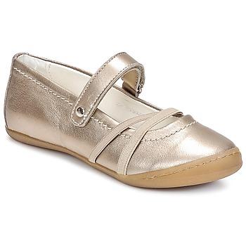 Schoenen Meisjes Ballerina's Primigi LISBONA 1-E Brons