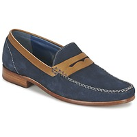 Schoenen Heren Mocassins Barker WILLIAM Marine