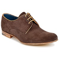 Schoenen Heren Derby Barker WOLSELEY Brown