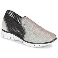 Schoenen Dames Lage sneakers Felmini ARJEMISE Zilver / Zwart