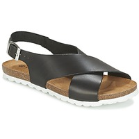 Schoenen Dames Sandalen / Open schoenen Dixie OLBIA Zwart
