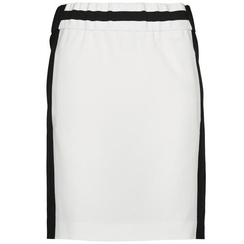 Textiel Dames Rokken Joseph RIA-TECHNO Zwart / Wit