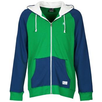Textiel Heren Sweaters / Sweatshirts Nixon ANCHOR Blauw / Groen