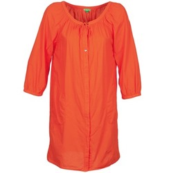 Textiel Dames Korte jurken Bensimon FOURTY Orange